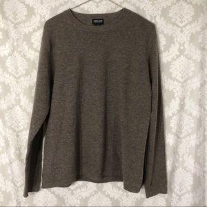 Kirkland Signatures 100% Cashmere Sweater M